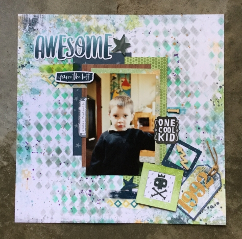 Awesome - One Cool Kid