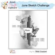 June 2018 sketch challenge